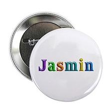 Jasmin Shiny Colors Button