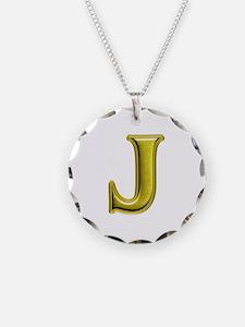 J Shiny Colors Necklace