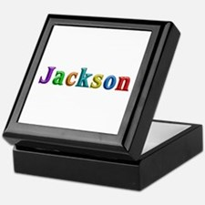 Jackson Shiny Colors Keepsake Box