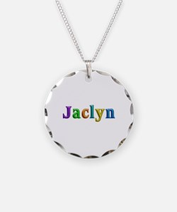 Jaclyn Shiny Colors Necklace
