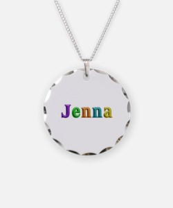 Jenna Shiny Colors Necklace