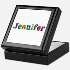 Jennifer Shiny Colors Keepsake Box