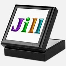 Jill Shiny Colors Keepsake Box