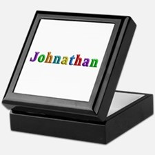Johnathan Shiny Colors Keepsake Box