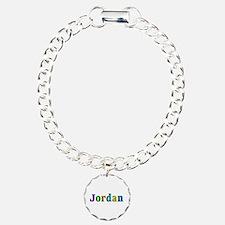 Jordan Shiny Colors Charm Bracelet