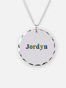 Jordyn Shiny Colors Necklace