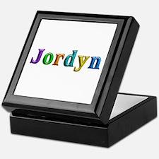 Jordyn Shiny Colors Keepsake Box