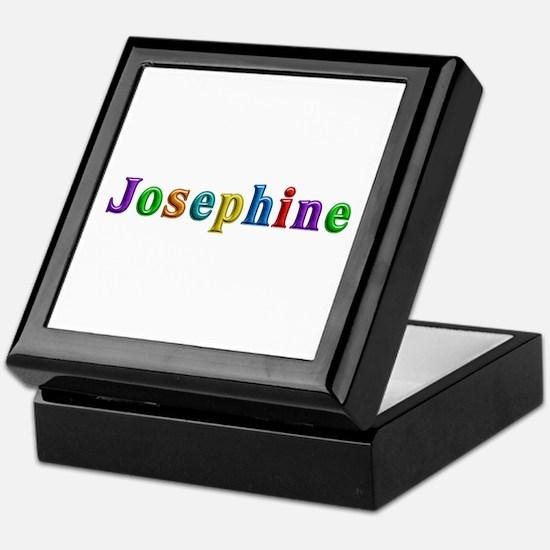 Josephine Shiny Colors Keepsake Box