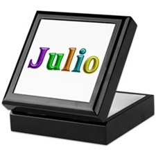 Julio Shiny Colors Keepsake Box