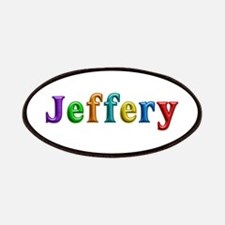 Jeffery Shiny Colors Patch