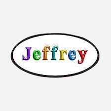 Jeffrey Shiny Colors Patch