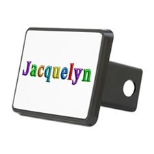 Jacquelyn Shiny Colors Hitch Cover