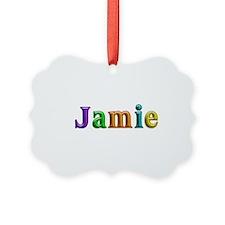 Jamie Shiny Colors Ornament