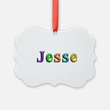 Jesse Shiny Colors Ornament