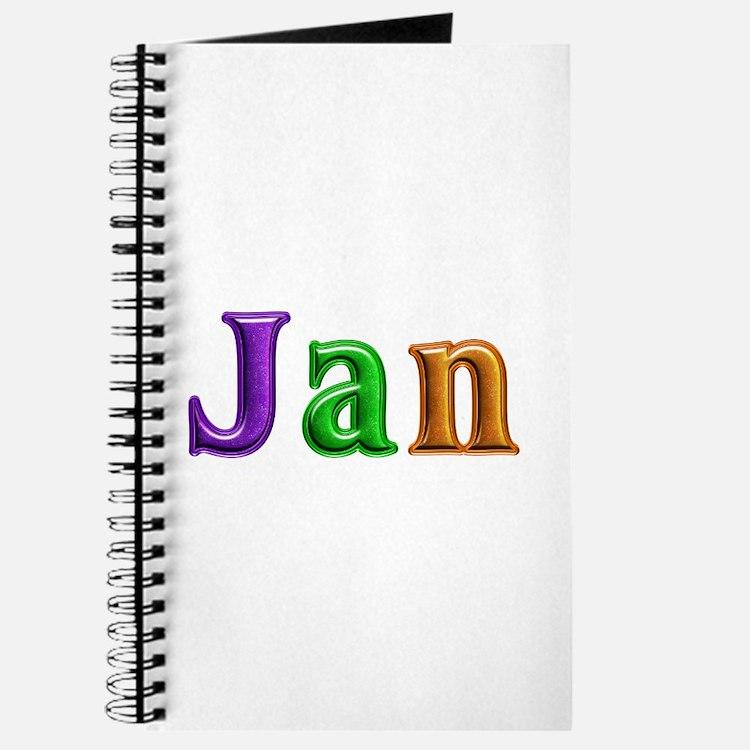 Jan Shiny Colors Journal