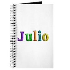Julio Shiny Colors Journal