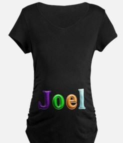 Joel Shiny Colors T-Shirt