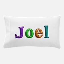 Joel Shiny Colors Pillow Case