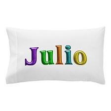 Julio Shiny Colors Pillow Case