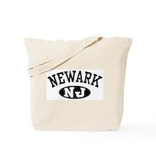 Newark New Jersey Tote Bag