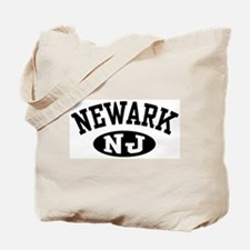 Newark New Jersey Tote Bag