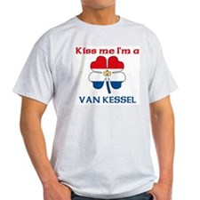 Van Kessel Family Ash Grey T-Shirt