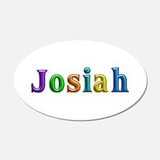 Josiah Shiny Colors Wall Decal