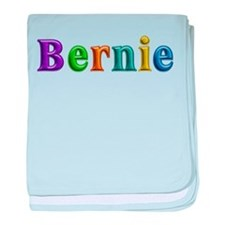 Bernie Shiny Colors baby blanket
