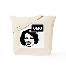 Condi Rice OMG Tote Bag