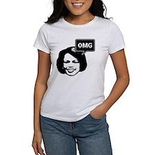 Condi Rice OMG Tee