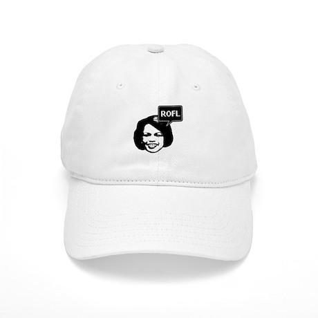 Condi Rice ROFL Cap