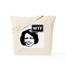 Condi Rice WTF Tote Bag