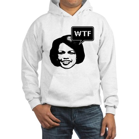Condi Rice WTF Hooded Sweatshirt