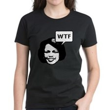 Condi Rice WTF Tee