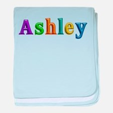 Ashley Shiny Colors baby blanket
