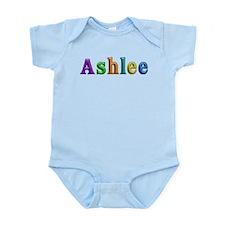 Ashlee Shiny Colors Body Suit