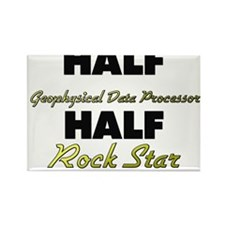 Half Geophysical Data Processor Half Rock Star Mag