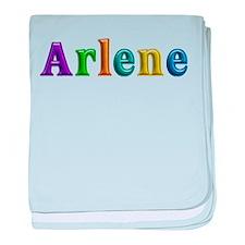Arlene Shiny Colors baby blanket