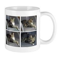 CATOGRAPHY - white border Mug