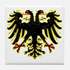 Banner of the Holy Roman Empire Tile Coaster