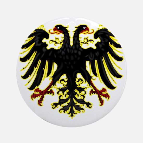 Banner of the Holy Roman Empire Round Ornament