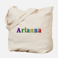 Arianna Shiny Colors Tote Bag
