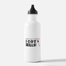 'Zombie Hunter' Water Bottle