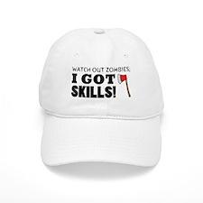 'Zombie Hunter' Baseball Cap