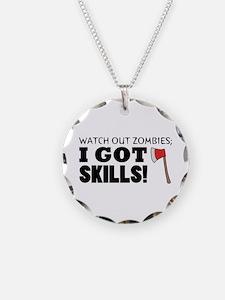 'Zombie Hunter' Necklace