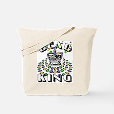 Bead King Tote Bag