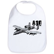 A-10 Thunderbolt II Bib