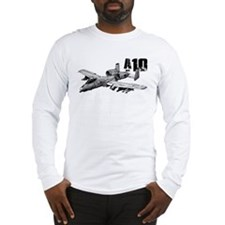 A-10 Thunderbolt II Long Sleeve T-Shirt