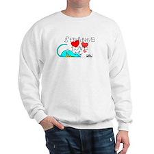 Cat & Mouse Strange Love Sweatshirt