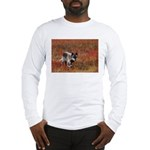 Alpha Male Wolf Long Sleeve T-Shirt